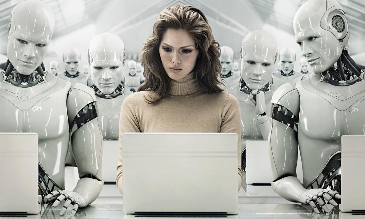 10 профессий будущего, которые станут популярными в 2050 году | Звезды | 7sisters.ru