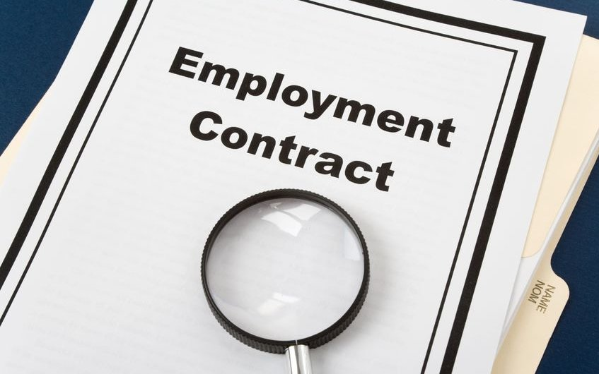 Terms of a Contract of Employment | Ellis Whittam