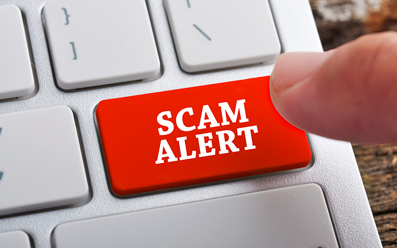 Police appeal for information to find scammer in recruitment fraud investigation   Recruiter